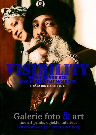 """""""Visibility - Fotografien von Ulrich Baumgarten"""