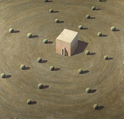 RamonEnrich: Imaginäre Landschaften – verlorene Architektur