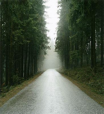 Bernhard Fuchs - Straßen und Wege