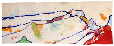 CONQUES - Malerei von Rud Witt
