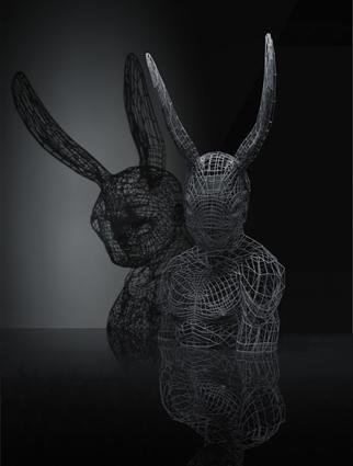 Polygon Works - Skulpturen von Lutz Wagner