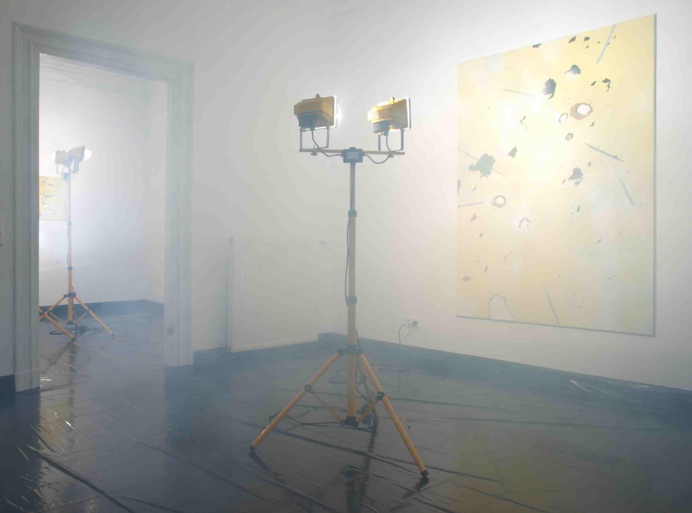 Max Schulze - Nervöses Wohnen Ausstellung Krefeld