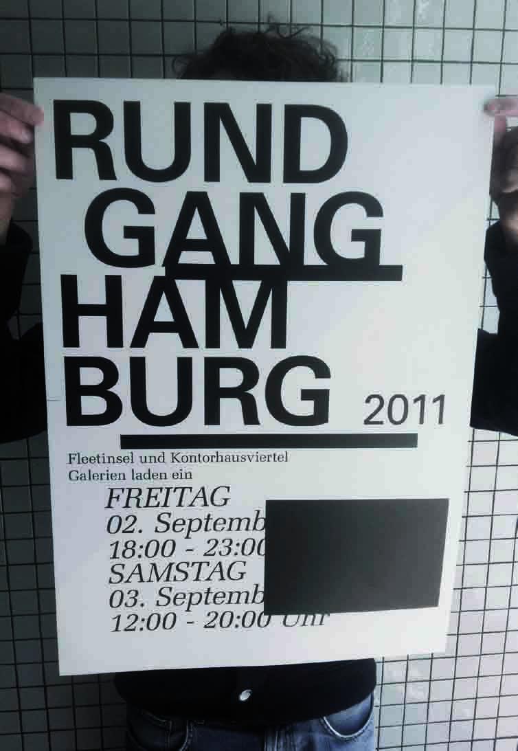 Rundgang Hamburg 2011