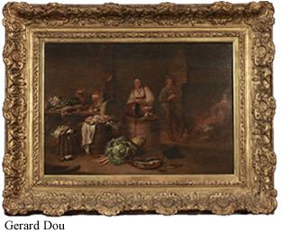 Gemälde-Auktion