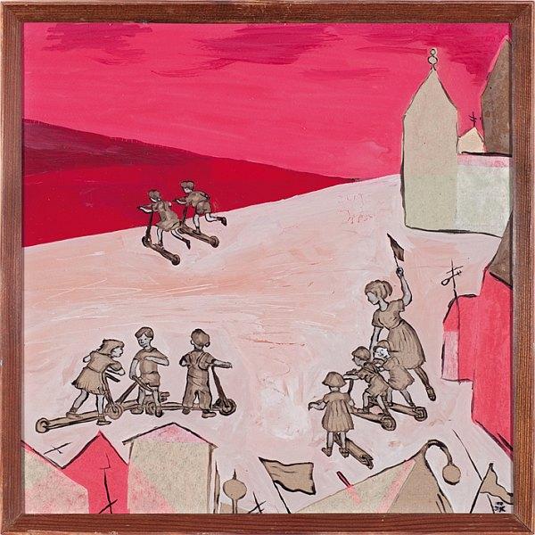 Wintersalon - Arbeiten von Künstlern der Galerie