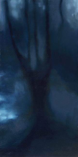 Silke Silkeborg, Solanum Nigrum, Nacht-Malerei