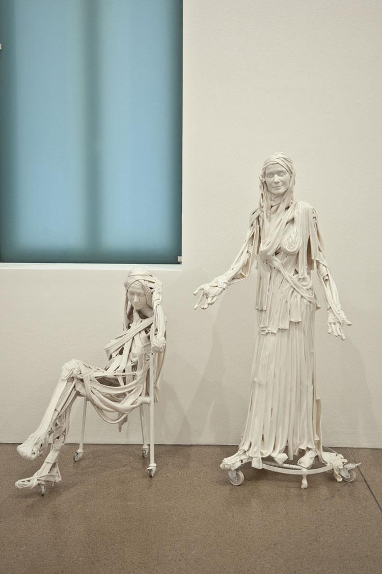 Pawel Althamer Ausstellung Bozen
