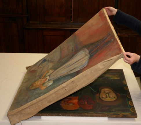 Edvard Munch - Rätsel hinter der Leinwand