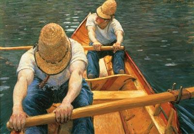 Über das Wasser - Gustave Caillebotte. Ein Impressionist wieder entdeckt
