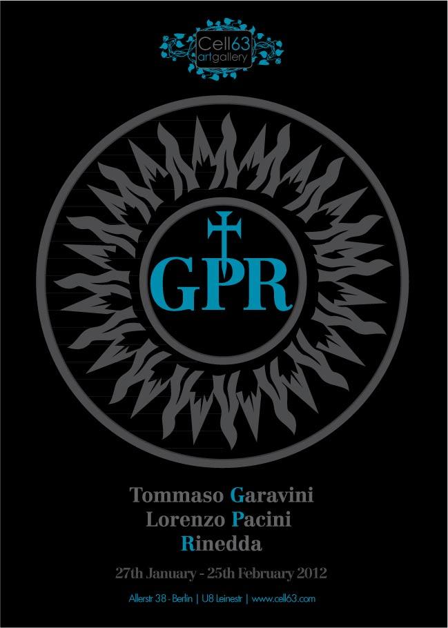 GPR-Tommaso Garavini, Lorenzo Pacini, Rinedda