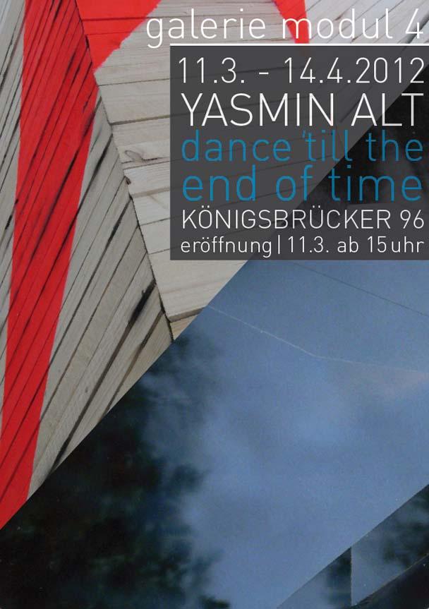 dance till the end of time Ausstellung Dresden