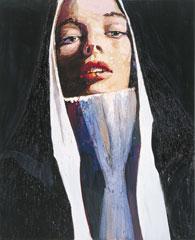 Cornelia Schleime. Die Farbe, der Körper, das Antlitz, die Augen