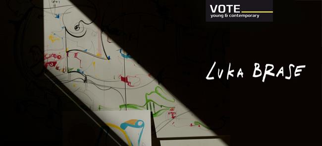 """""""LIGHT AND COLOR"""" Luka Brase @ VOTE young&contemporary"""