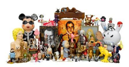 ART & TOYS - Collection Selim Varol Ausstellung Berlin