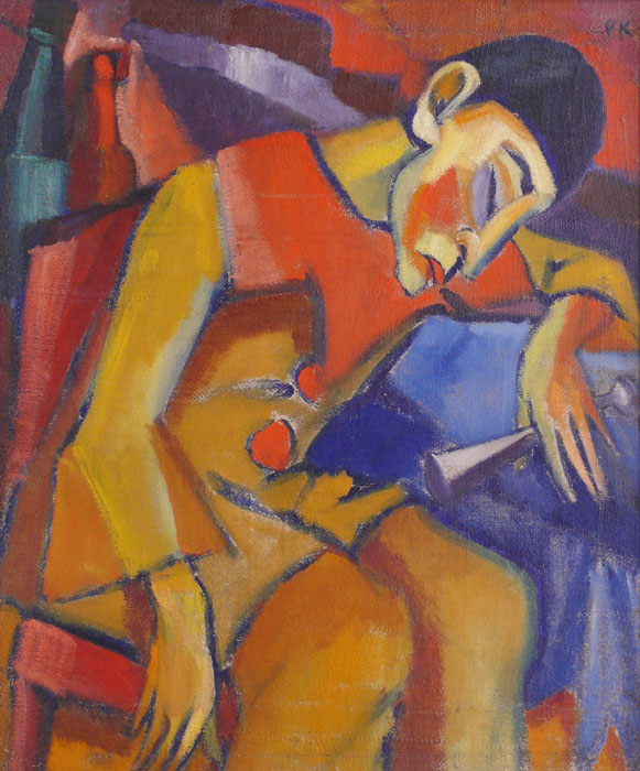 Von der Secession in die Moderne — Kunst des frühen 20. Jahrhunderts