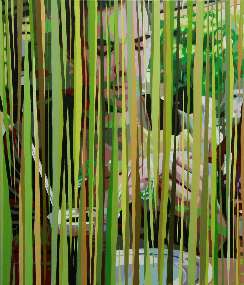 Catarina Lira Pereira : BREAKTIME painting