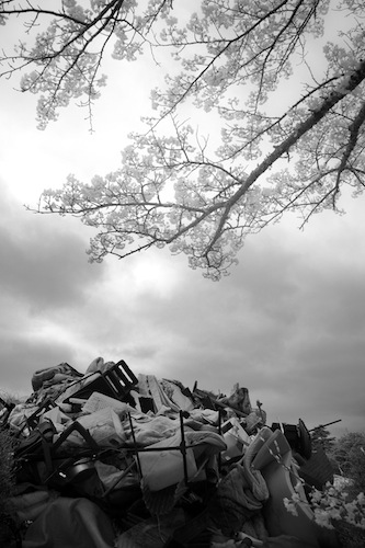 Images from Fukushima and all parts of Japan: INVISIBLESCAPES by Daisaku Oozu