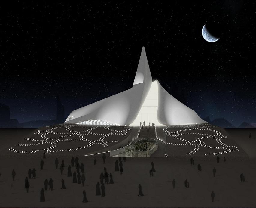 Kubus oder Kuppel - Moscheen. Perspektiven einer Bauaufgabe