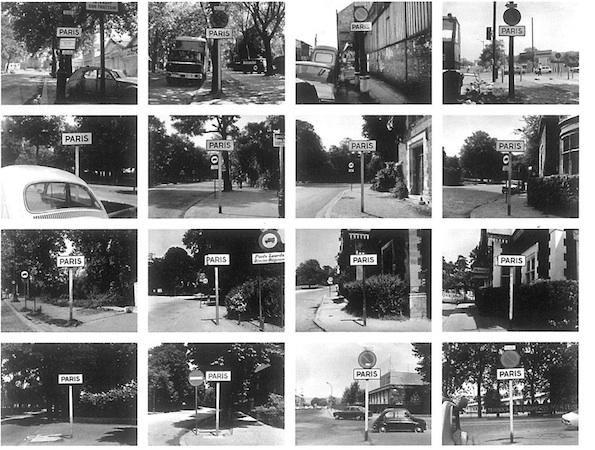 6 Meter vor Paris. 159 objektive Fotografien von Eustache Kossakowski Ausstellung Berlin