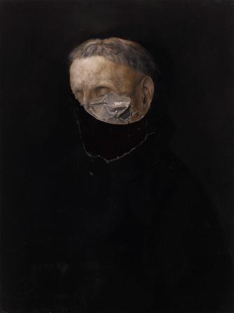 Nicola Samorì. Fegefeuer Ausstellung Tuebingen