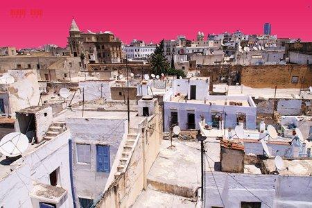 connect: Rosige Zukunft. Aktuelle Kunst aus Tunesien