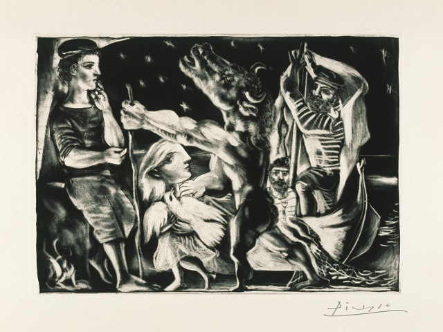 Picasso - Suite Vollard