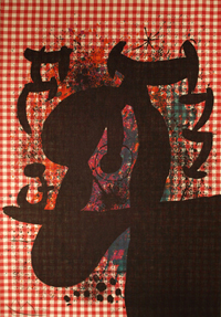 Ausstellung Koeln Mir�, T�pies & Co. - Katalanische K�nstler