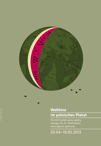 Ausstellung Weltkino im polnischen Plakat