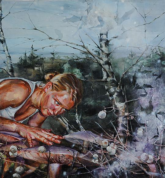 Justine Otto. Halbpension