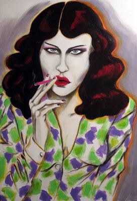 HERWIG MARIA STARK auf der ART MONACO