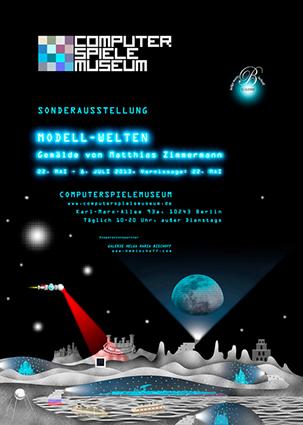 MODELL-WELTEN Sonderausstellung im Computersoielemuseum Berlin