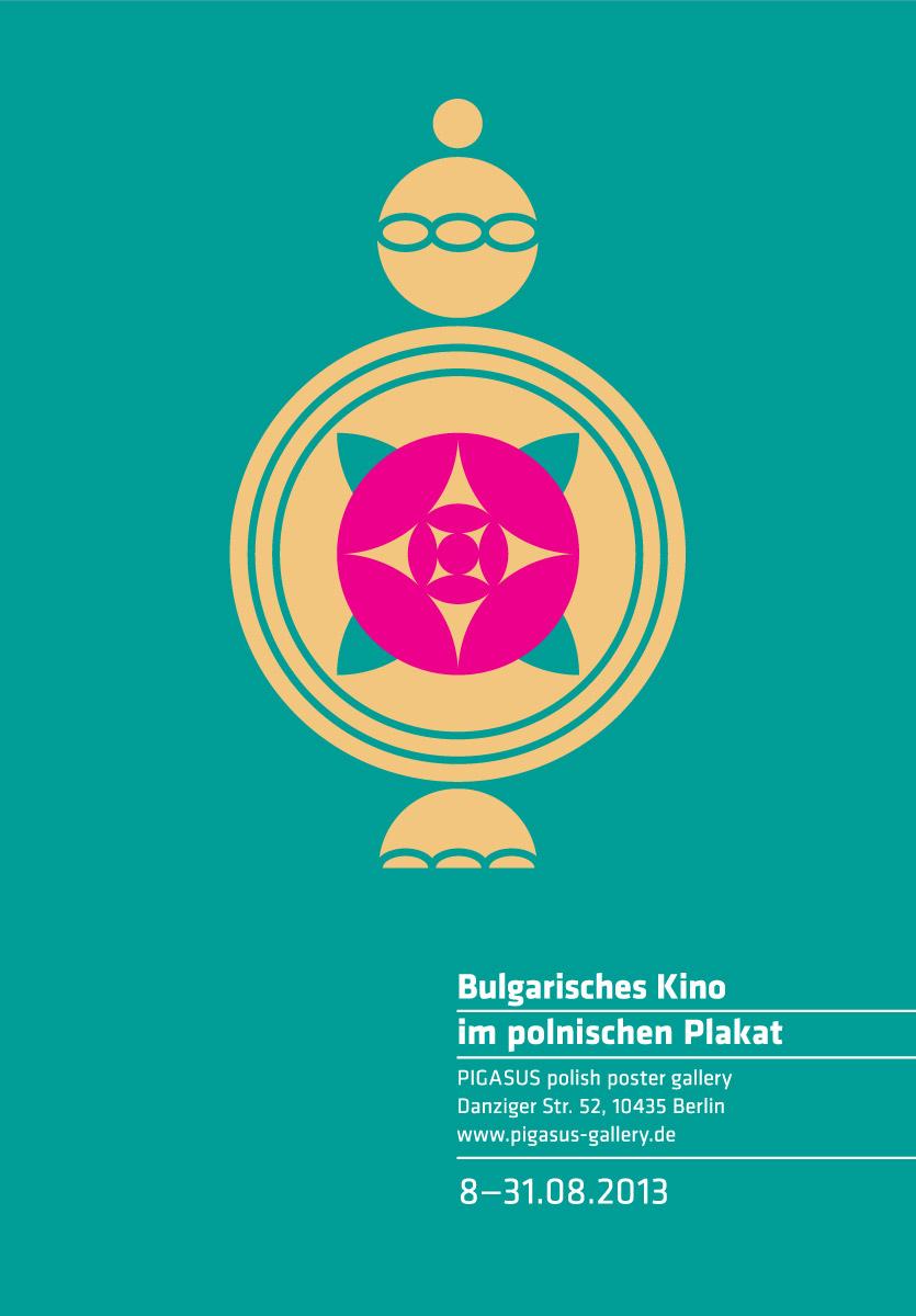 Ausstellung Bulgarisches Kino im polnischen Plakat Polnische Plakatkunst