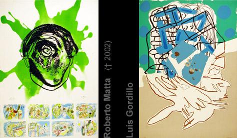 Grafik-Portfolio  Federico Garcia Lorca