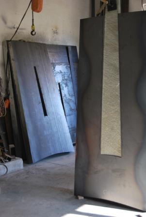 """""""Von der Idee zum Objekt"""" - Skulpturen von Enrique Asensi in der Galerie 100 kubik"""