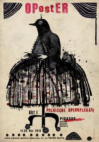 Ausstellung OPostER polnische Opernplakate