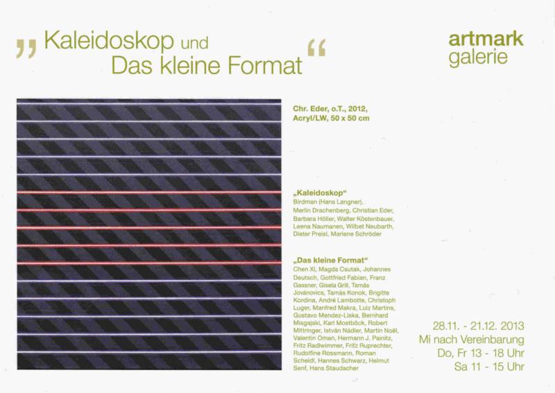 """""""Kaleidoskop und Das kleine Format"""""""