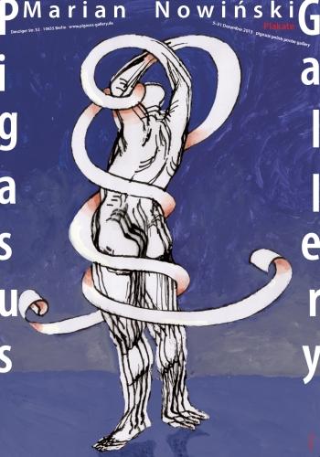 Ausstellung Marian Nowinski Plakatkunst