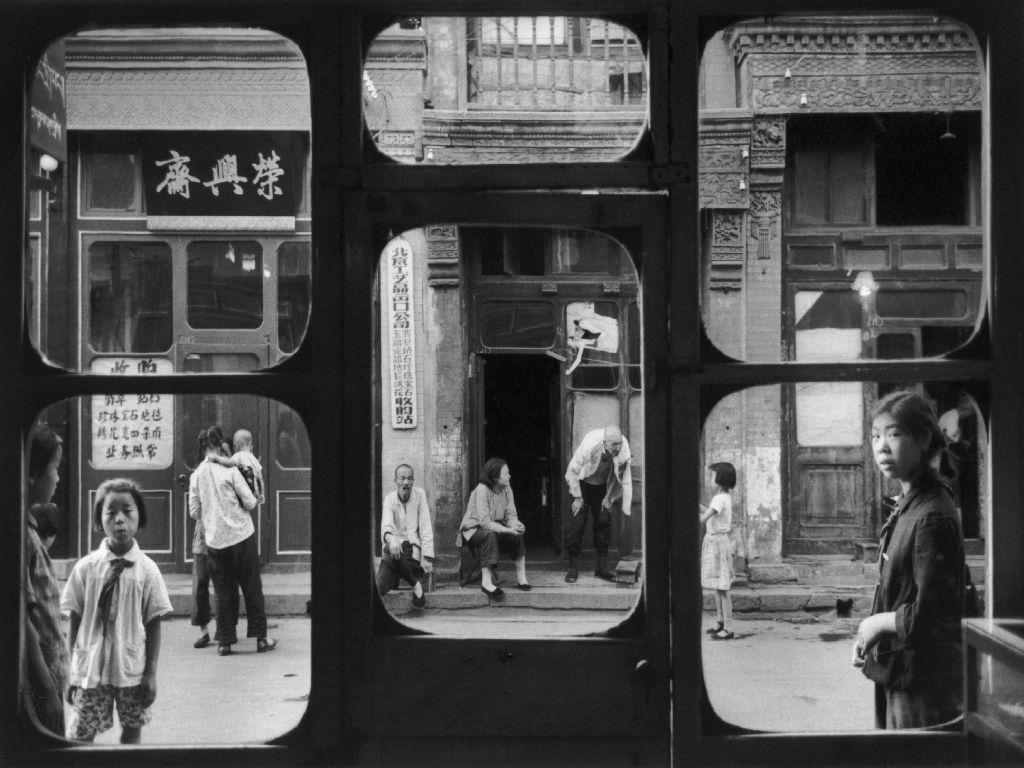 Marc Riboud: China&Japan in den 50er und 60er Jahren