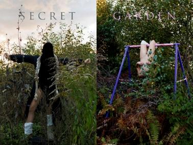 Miriam Wuttke: Secret Garden Ausstellung Berlin