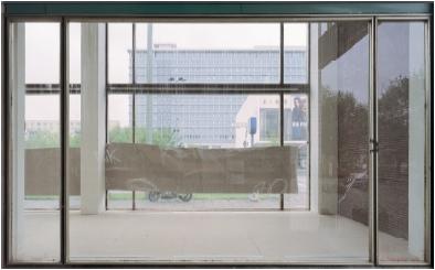 Vom Aussenraum zum Innenraum - aus der Sammlung Peters-Messer Ausstellung Potsdam