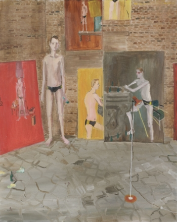 STANZE / ROOMS - Works from the Sandretto Re Rebaudengo Collection Ausstellung Berlin