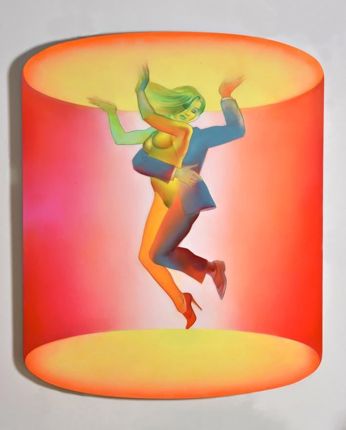 Galerie Levy auf der Art Cologne