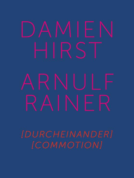 DAMIEN HIRST / ARNULF RAINER