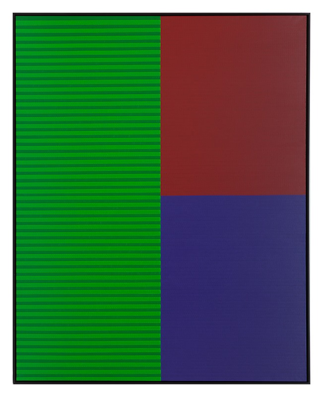 Rolf-Gunter Dienst: Thema Farbe – 50 Jahre Malerei