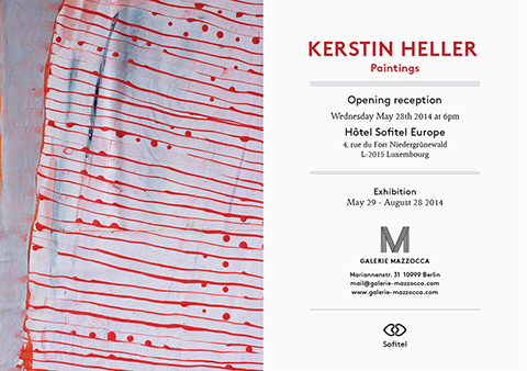KERSTIN HELLER-Paintings