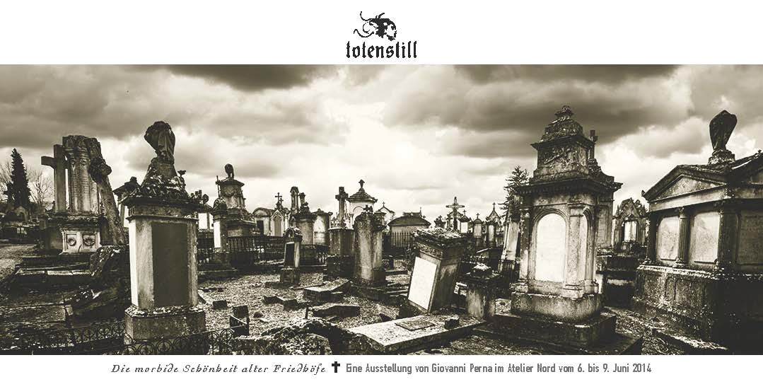 totenstill − Die morbide Schönheit alter Friedhöfe