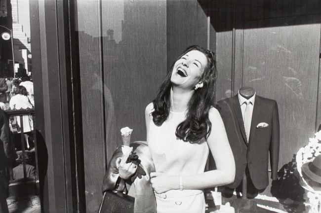 GARRY WINOGRAND. Women are Beautiful Ausstellung Wien