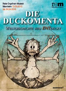 Die DUCKOMENTA - Weltgeschichte neu ENTdeckt