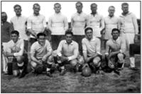 """Fotografien """"1. Fußballweltmeisterschaft 1930 in Uruguay"""""""