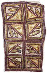 Ömie Artists - Zeitgenössische Tapa-Kunst aus Papua-Neuguinea in Schorndorf